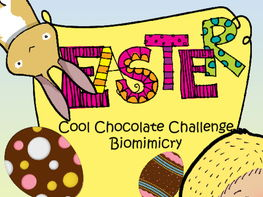 STEM - Easter - Cool Chocolate Challenge - Biomimicry
