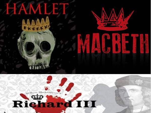 Shakespeare's Play Scripts Bundle