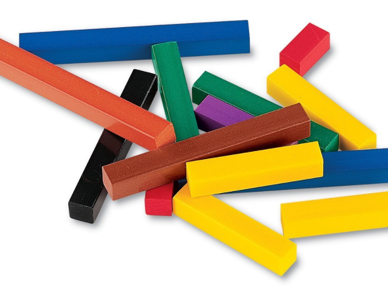 Cuisenaire Fraction Problems- Reasoning and Problem Solving Yr 2 & Yr 3