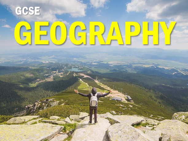 Geography Options Presentation (GCSE or A Level)