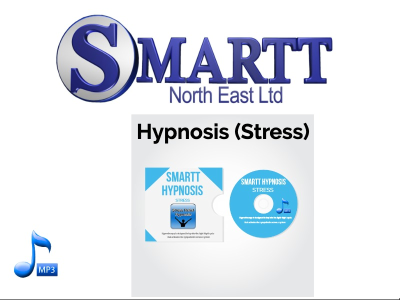 HYPNOSIS - STRESS AND ANXIETY RELIEF WITH SELF HYPNOSIS AUDIO