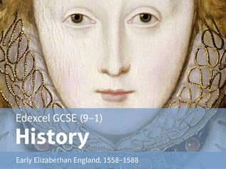 Elizabethan England - GCSE History - Edexcel  - Unit 1 bundle (Complete set of lessons and resources)