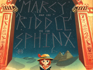 Marcy & The Riddle Fiction Full 3 weeks Egypt LKS2
