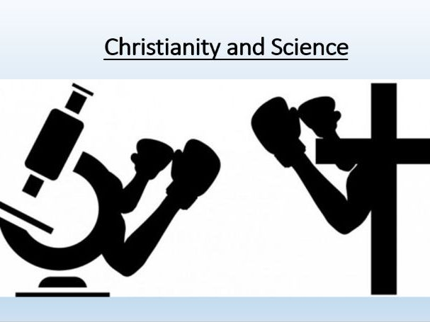 A-Level Religious Studies AQA Christianity and Science