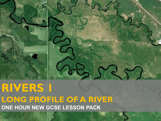 Rivers 1 - Long Profile of a River - GCSE (2016)