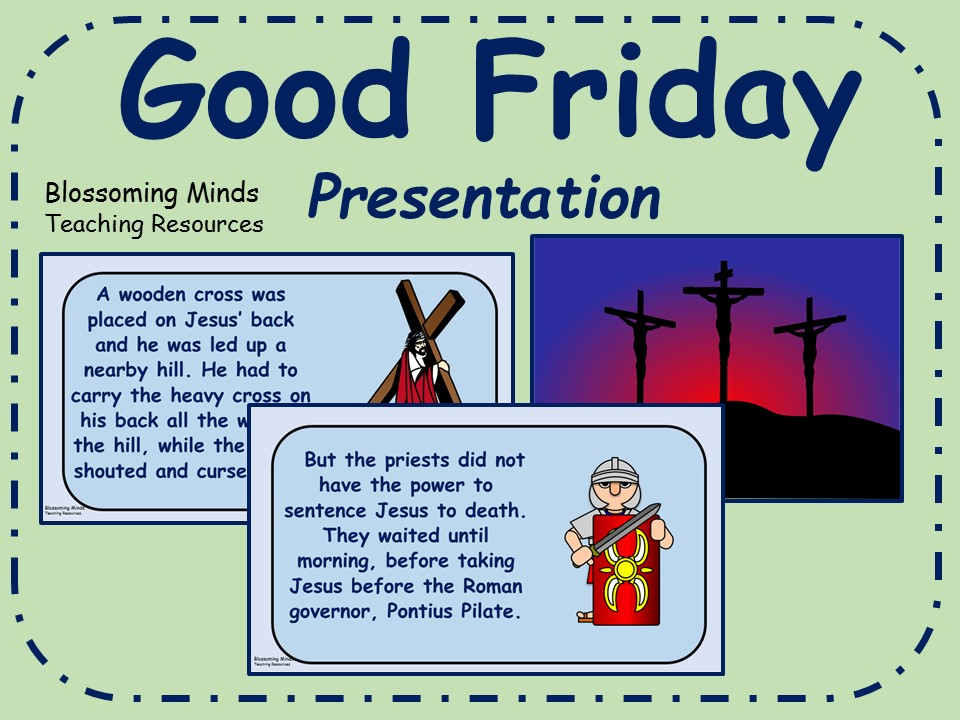 Good Friday Presentation