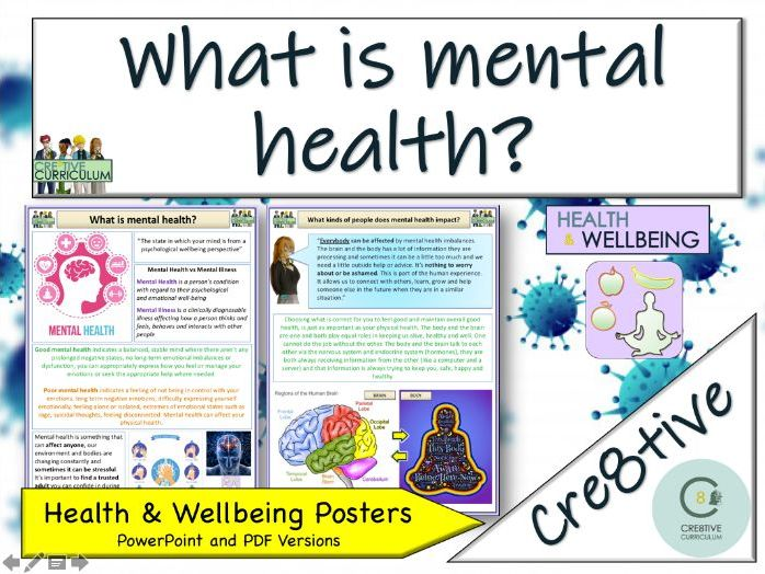 What is Mental Health ?  - Home Learning