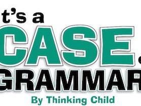 Word Class Generation - Active Grammar ideas