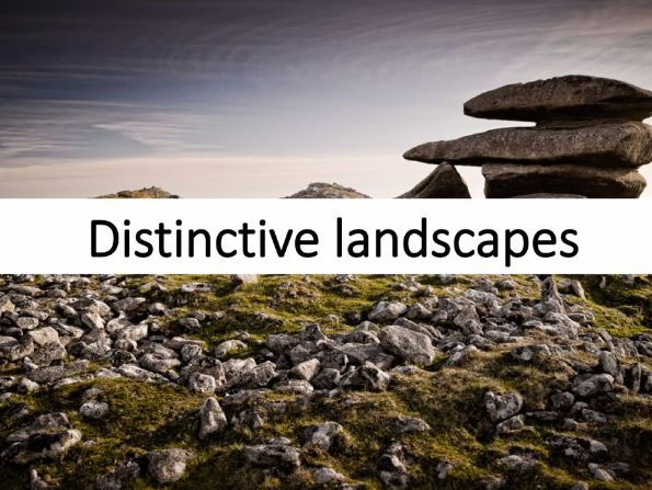 Distinctive Landscapes Eduqas Geography A