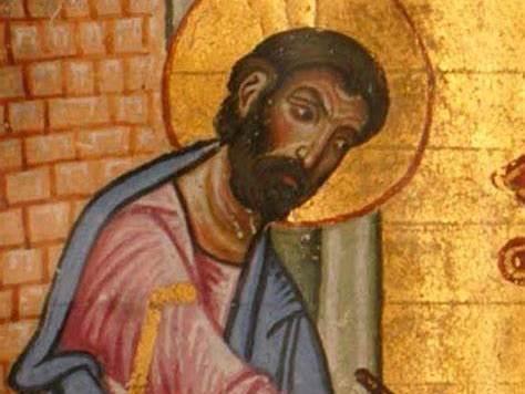 Mark's Gospel Knowledge Organiser