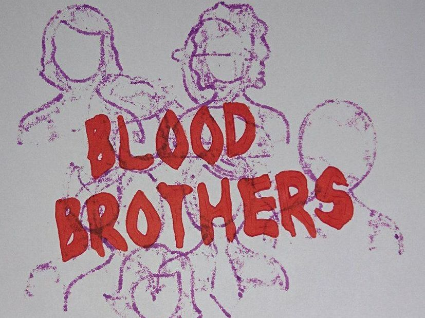 BloodBrothers - Quotations/Theme Cardsort/Flashcard and group task