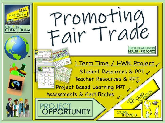 Fair Trade & Sustainability Project