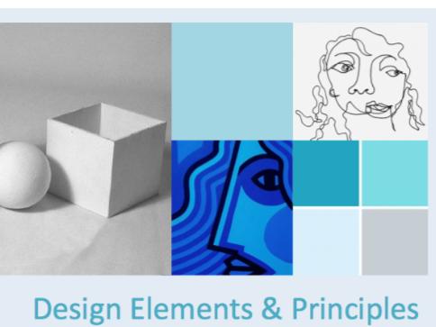Elements & Principles Of Design | Scheme Of Work | Teaching | Classwork | Assessment