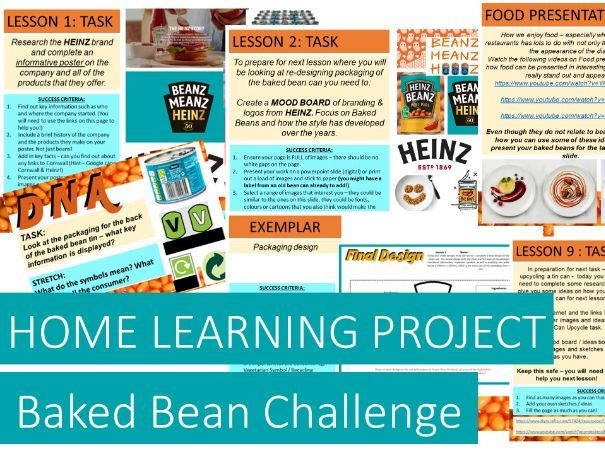 WHOLE PROJECT - Baked Beans Challenge