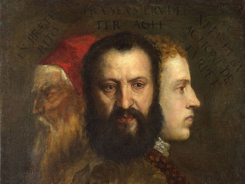Titian quotes: on his painting & portrait art, in his letters from Venice - for students and pupils