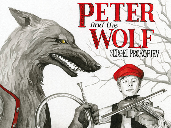 YEAR 6 SCHEME.  Music - Peter & the wolf.