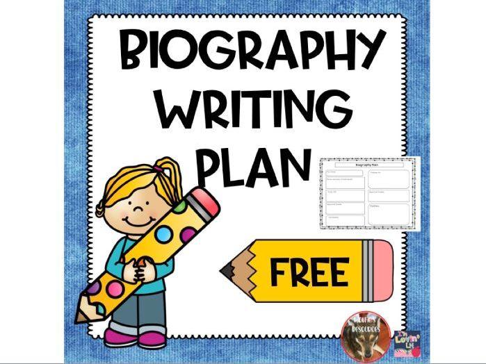 Biography plan