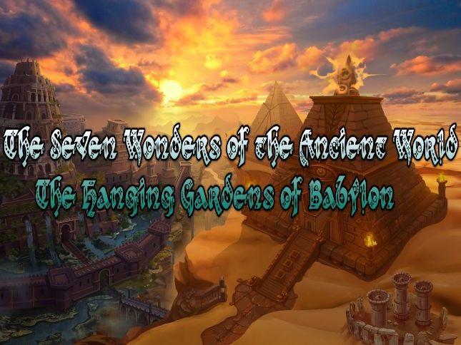 Hanging Gardens of Babylon Audiobook & Activity