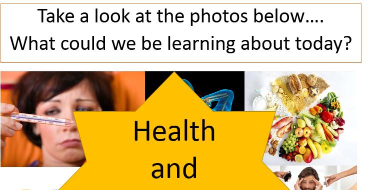 B5.1 AQA Health and Disease
