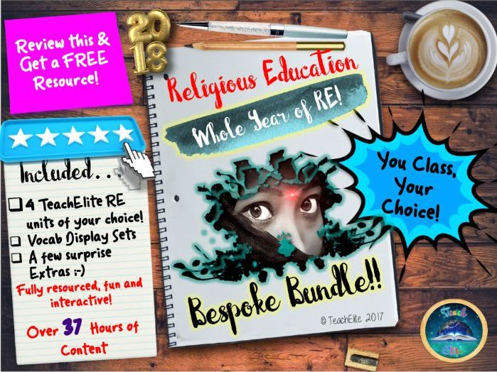 Religious Education: Year of RE