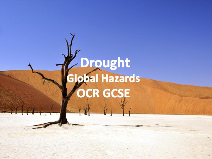 Global Hazards - Drought