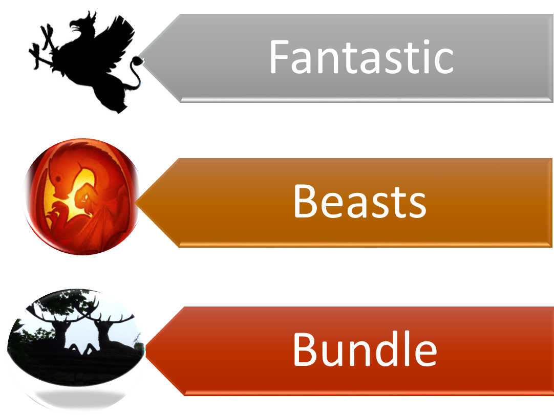 Fantastic Beasts Bundle