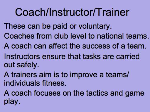2 x Participation in Sport PowerPoints (GCSE P.E)