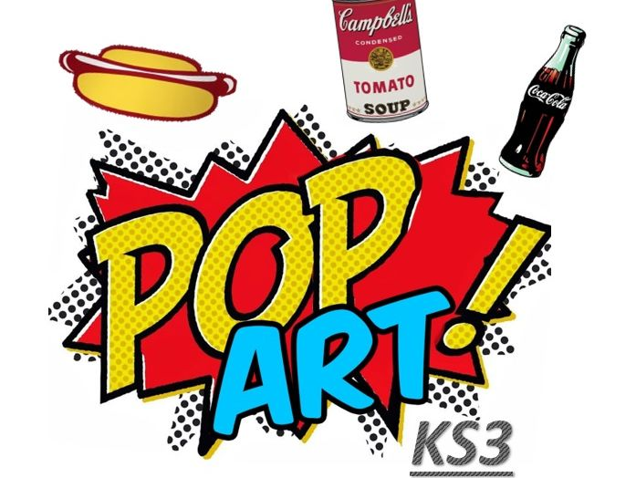 Pop Art (5 lessons and 2 homeworks)
