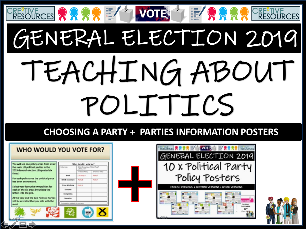 General election 2019 - Teaching Materials