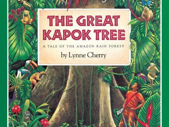 Shortened Version of The Great Kapok Tree