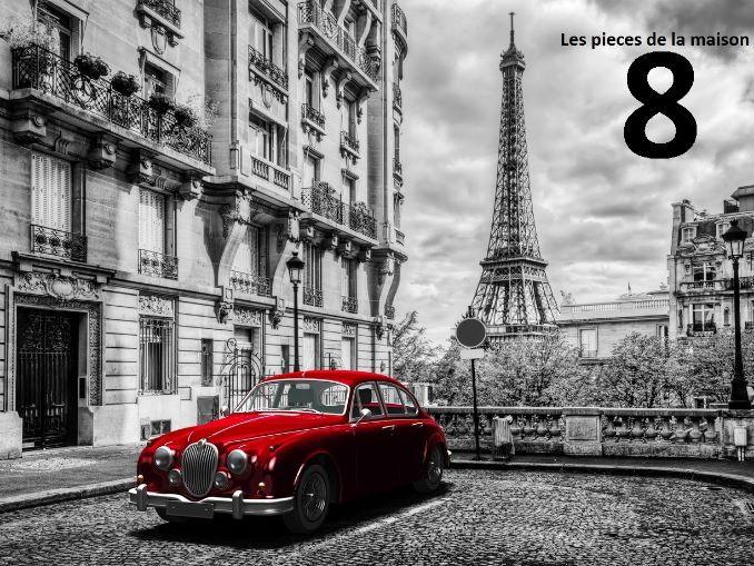 French FLE/ DELF: Lecon 8