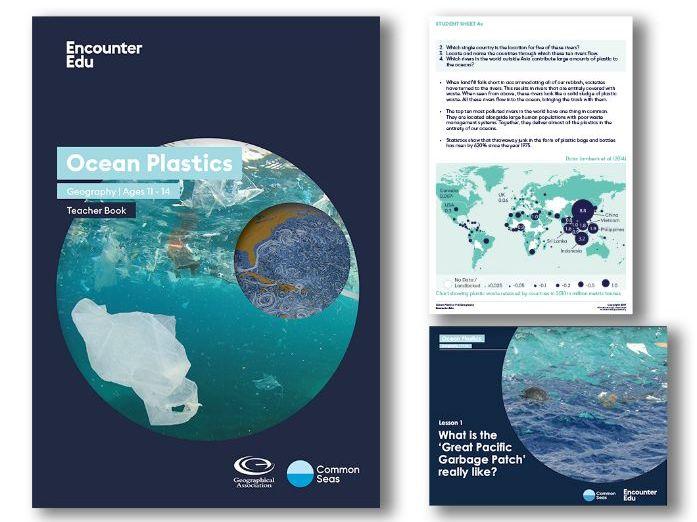 Ocean Plastics Geography KS3 Unit