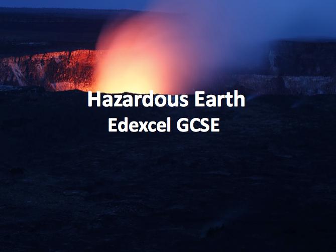 Hazardous Earth