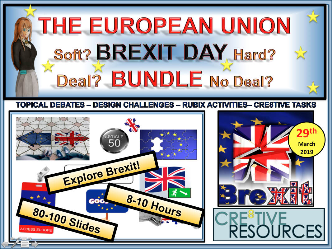 Brexit Day Bundle