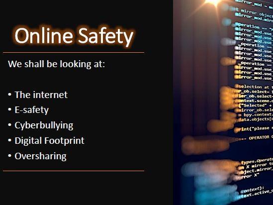 Best Online Safety Resource for Teachers.