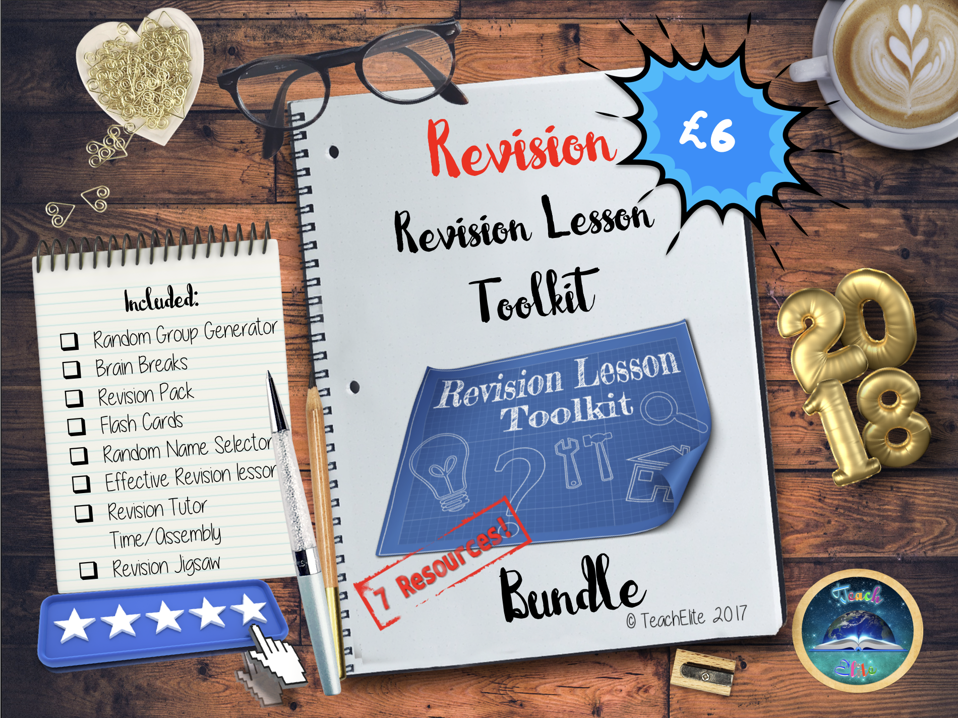 GCSE Revision: Revision lesson Toolkit