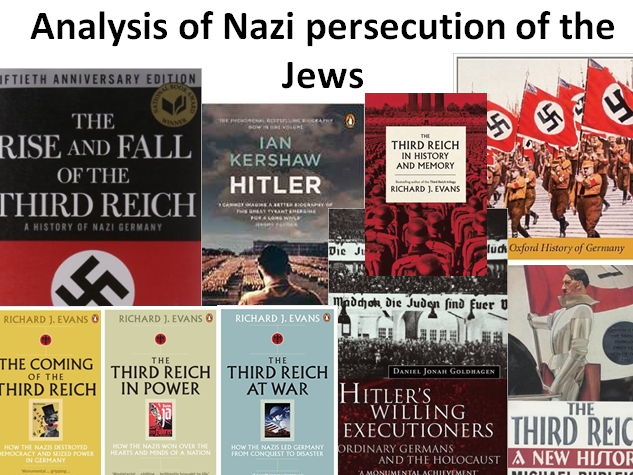 AQA Democracy and Nazism - Analysis of the persection of the Jews 1933-1942