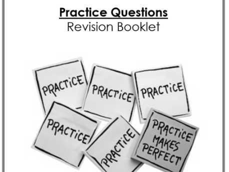 AQA GCSE RS Practice Questions Booklet