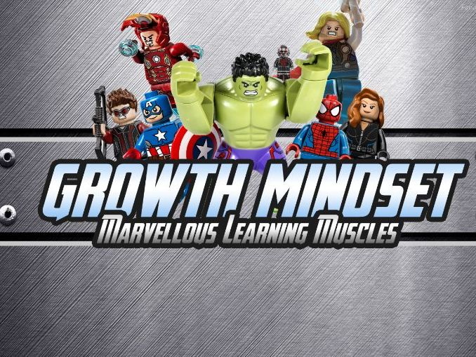 Marvellous Learning Muscles- Growth Mindset Posters