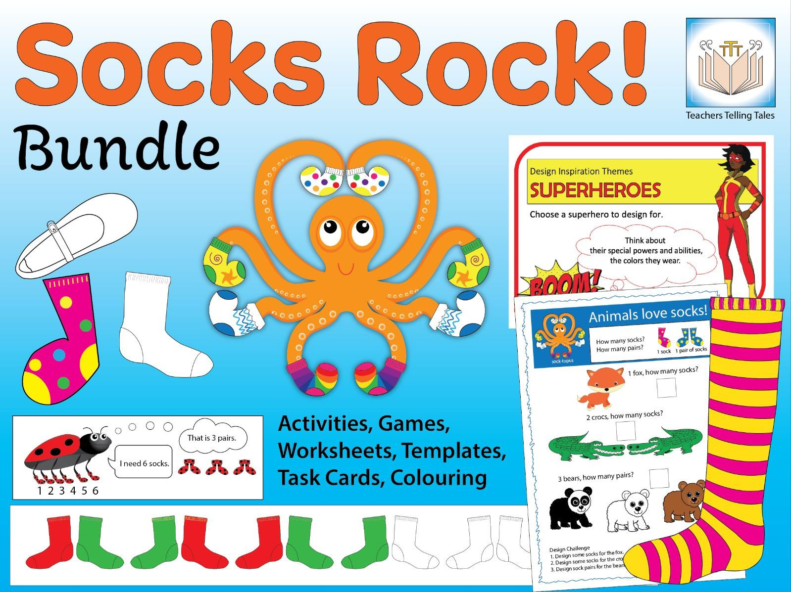 Socks Rock! Super Bundle