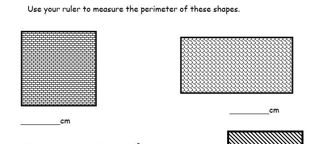 Perimeter Workbook