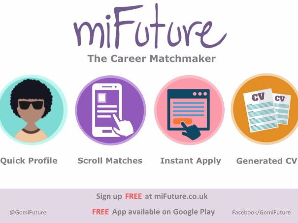 Career Website and App