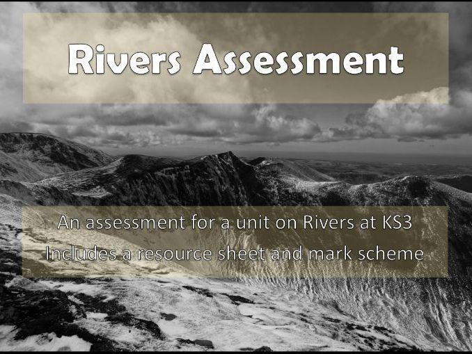 Rivers Assessment KS3