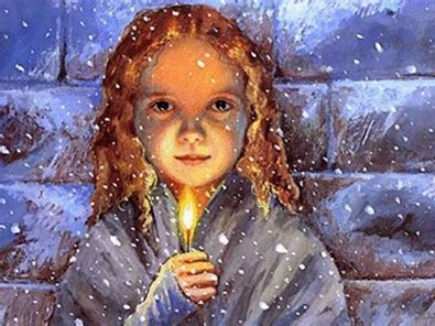 Christmas Lessons: 'The Little Match Girl'