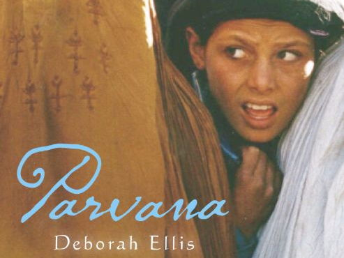Parvana by Deborah Ellis Unit of Work