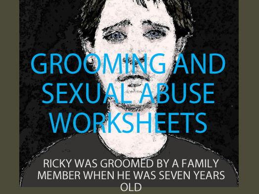 Grooming, Sexual Abuse Worksheets (US)