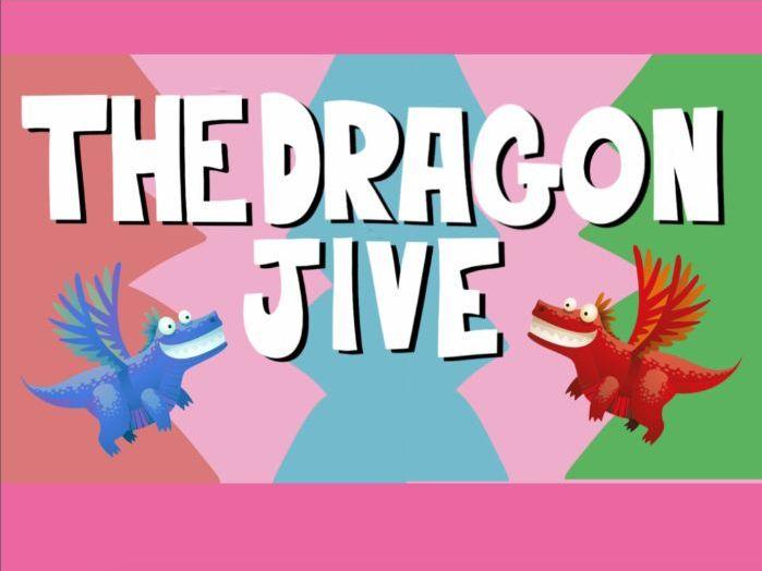 Music video for preschool children - 'The Dragon Jive'