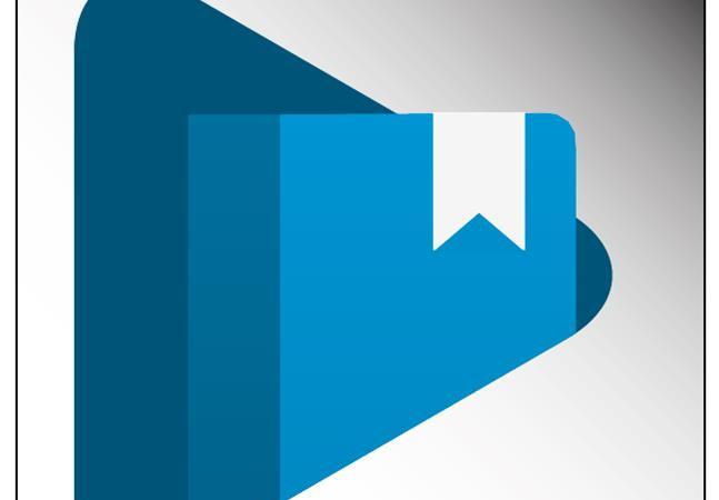 Creating the Google Play Books logo in  Adobe Illustrator
