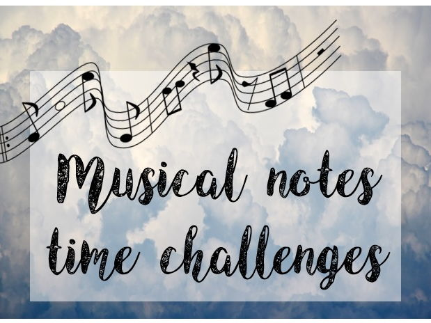 Musical Notes Time Challenges