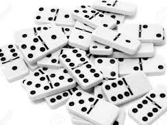 Dominoes - a fun way to learn math